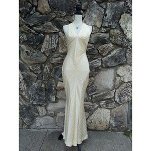 Vintage 50's Handmade Marilyn Monroe Style Gown